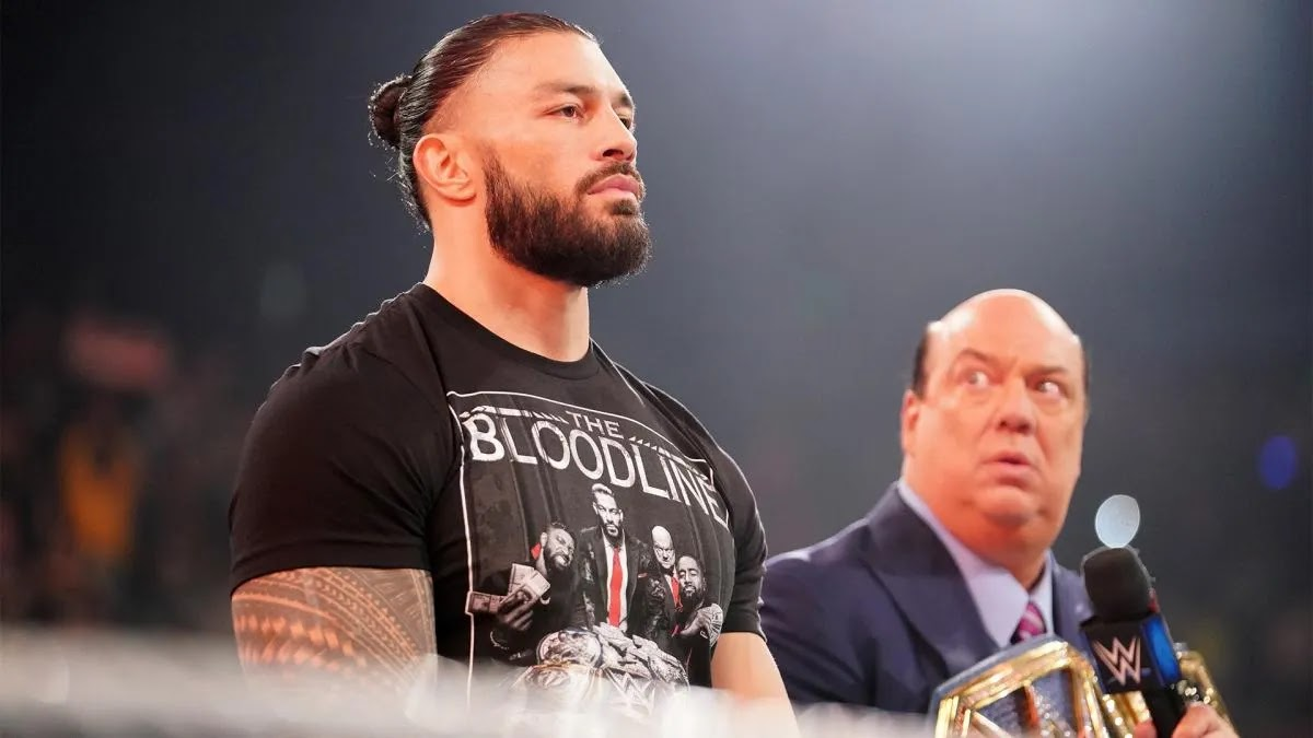 Roman Reigns é anunciado para grande episódio do WWE RAW