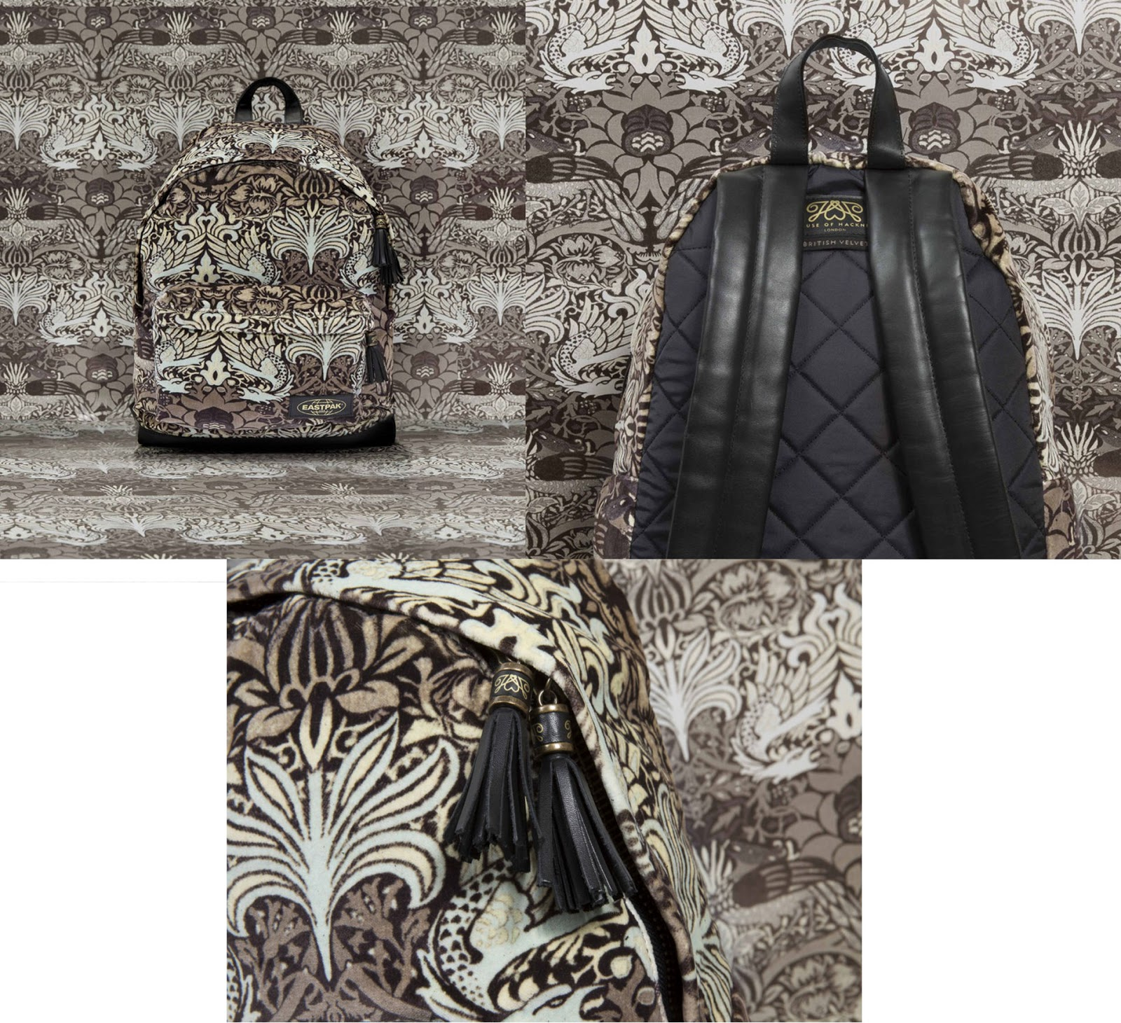 Aux Dessin Hackney 17 Du Fw 16 Eastpak X Of Podiums House Collection xCwWzW7Hvq