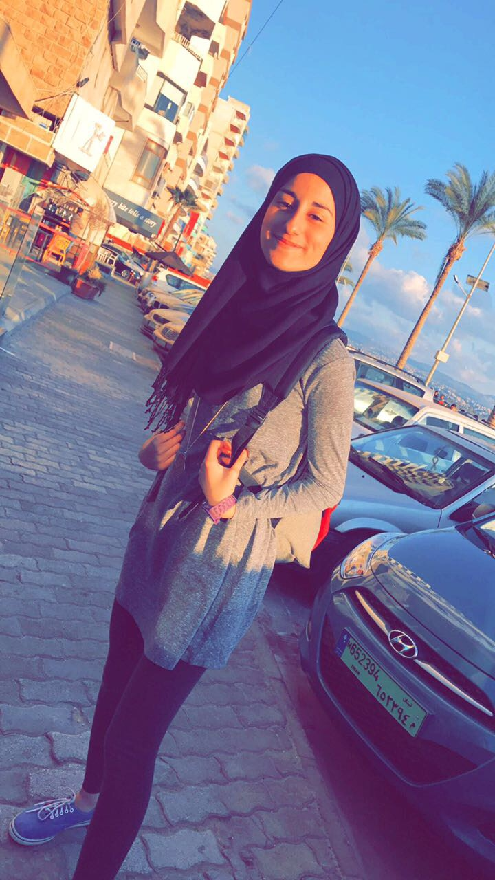 My name is nadwa i m a seventeen year old girl living in tyre also called sour pronounced soor which is a city in the south governorate of lebanon