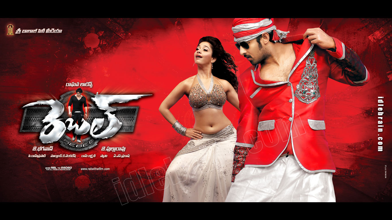 Stylish Prabhas Hq Wallpaper In Rebel: IdlebrainGallery: Rebel Wallpapers