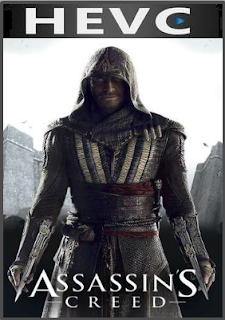 Assassin's Creed 2016 Hindi Dual Audio 140MB HDTS HEVC Mobile