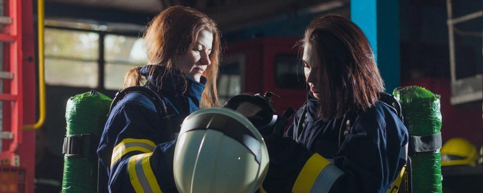 Міноборони дозволило жінкам займати офіцерські посади в службах пожежної охорони