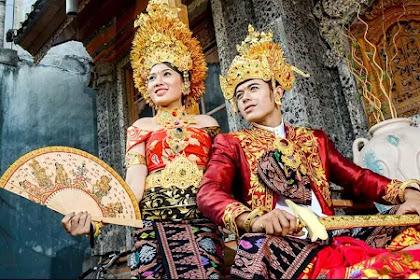 Makna dan Filosofi Pakaian Adat Daerah Bali