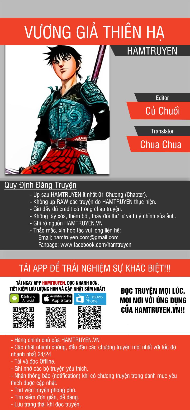 Kingdom - Vương Giả Thiên Hạ (HT) Chapter 509 - Hamtruyen.vn