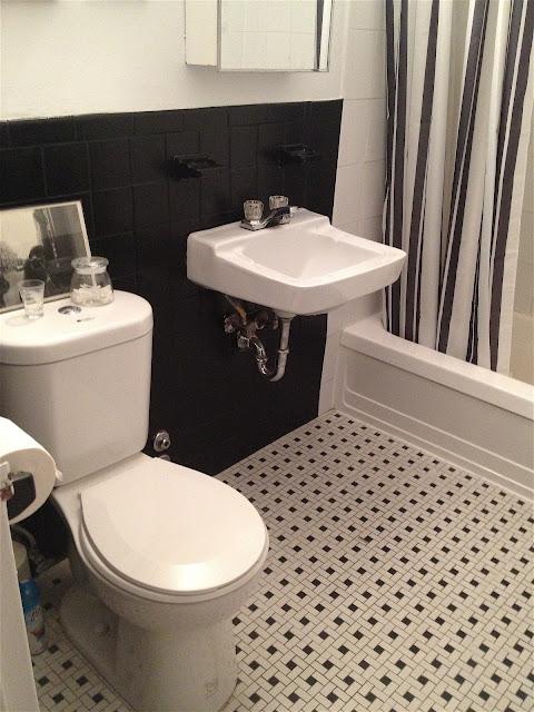 Bzdesignblog Painting Bathroom Tiles