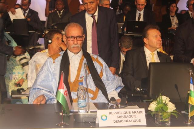 تواصل اليوم الثاني من أشغال القمة الأوروإفريقية الـ 5 بحضور الرئيس إبراهيم غالي