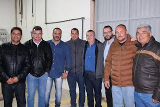 Secretário nacional de Pesca e Aquicultura visita o LANAM