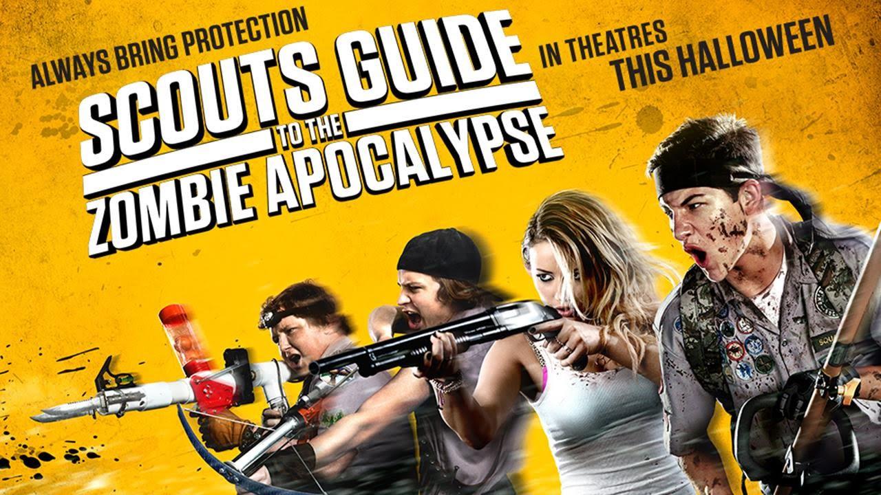這裡是我的樂園: 童子軍的逆轉勝-殭屍教戰守則 Scouts vs. Zombies