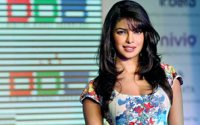 Priyanka Chopra in a beautiful pose