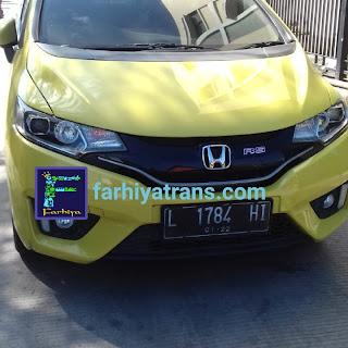 Kirim mobil Surabaya Jakarta Gorontalo Makassar ekspedisi cepat online