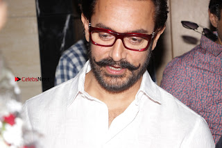Bollywood Actor Aamir Khan Birthday Party Celetion Stills  0016.JPG