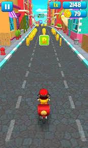 Subway Scooters Free -Run Race Mod Apk v2.4.4 Terbaru