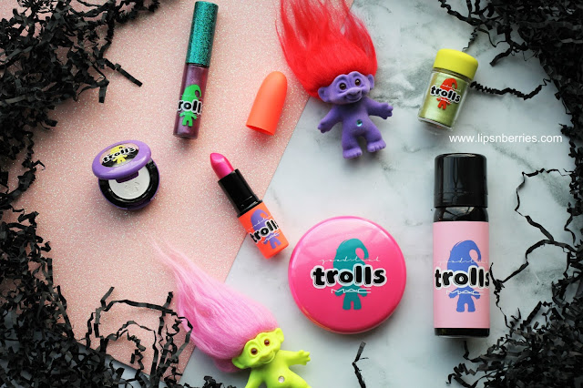 MAC Good luck trolls collection nz