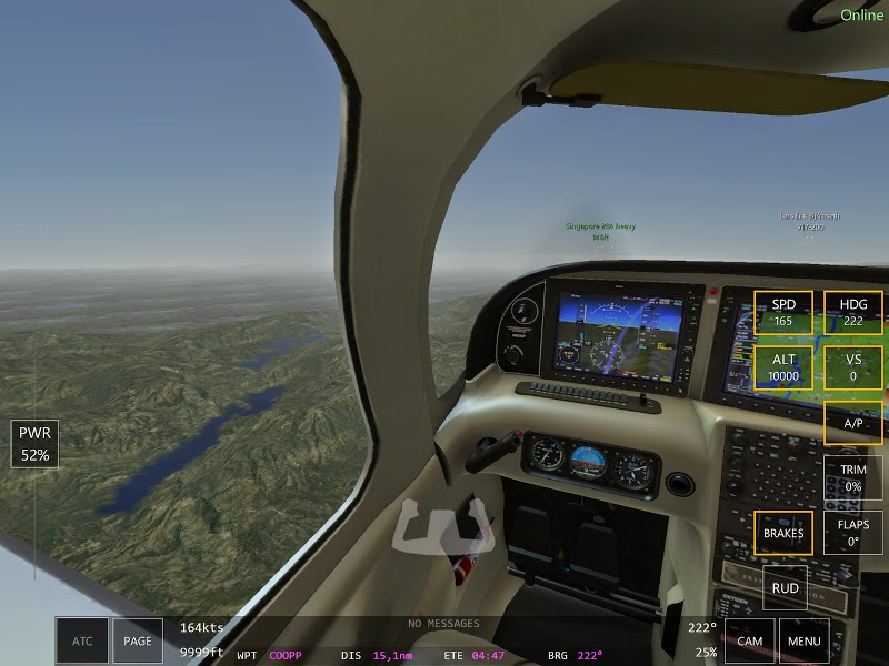 10 000 fts Infinite Flight