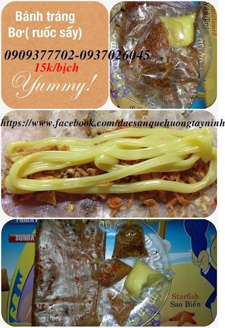 tanifood, đặc sản Tây Ninh, bánh tráng Tây Ninh, bánh canh Tây Ninh