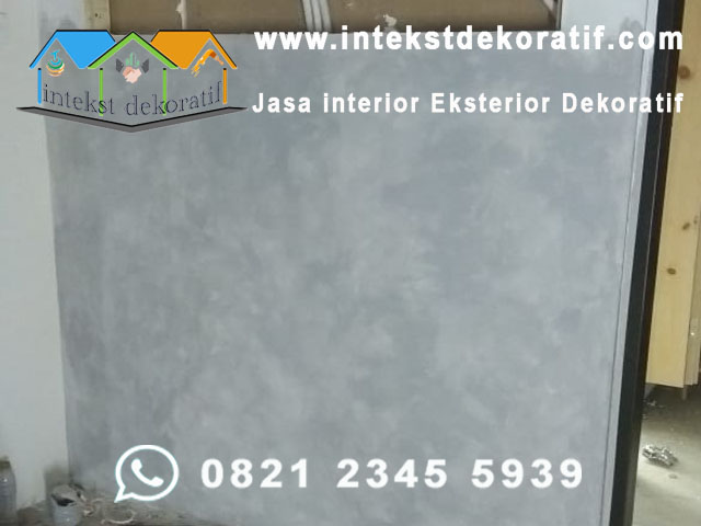 Jasa Cat Tembok Motif Dekoratif  Bekasi