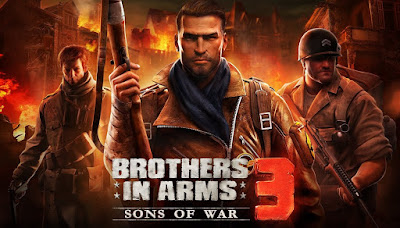 Brothers in Arms 3 Apk + Data for Android VIP Unlimited Money