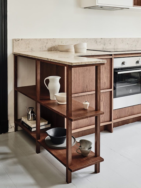The Oak kitchens by Nordiska Kök