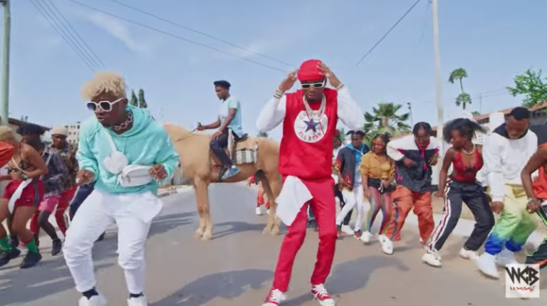"[Video] Rayvanny x Diamond Platnumz – ""Amaboko"" #Arewapublisize"
