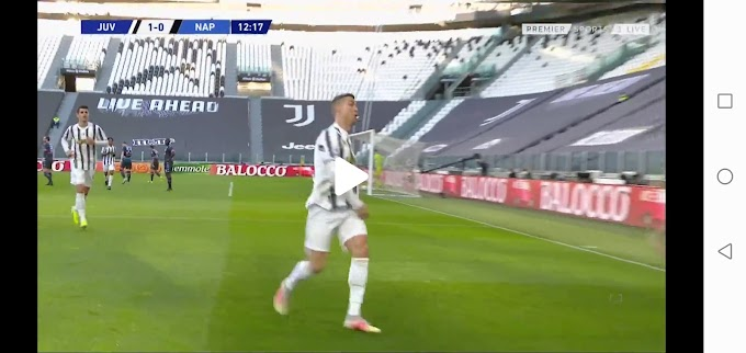 Juventus  2:1  Napoli   / Italy. Serie A