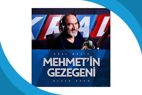 Mehmet'in Gezegeni Podcast