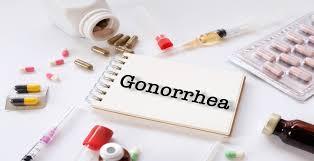 gambar teks penyakit gonore