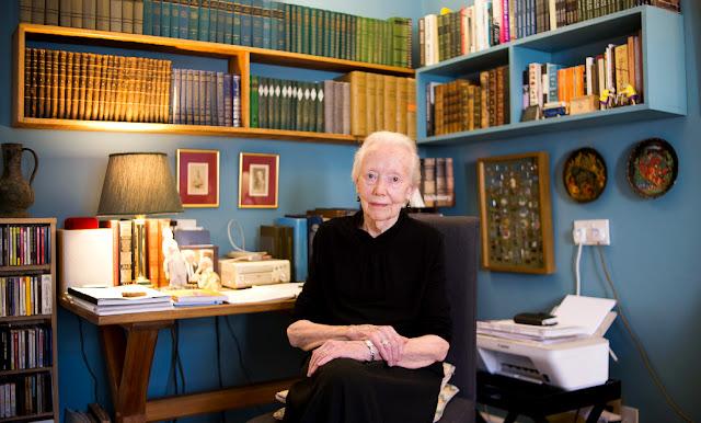 Мэри Хобсон, 92: Мое студенчество началось в 62 года
