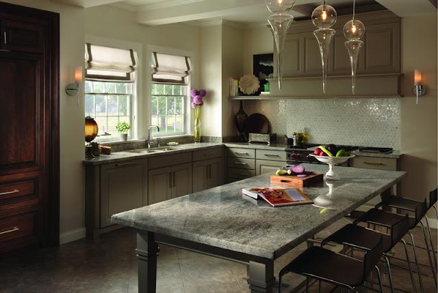 sensa orinoco granite kitchen countertop