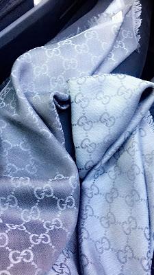 Gucci Blanket scarf