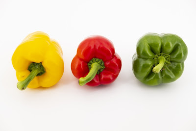 Bell Peppers : Health benefits of bell peppers, nutritional facts and calories in bell peppers.