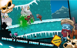 Game Zombie Shooter Motorcycle Race Apk