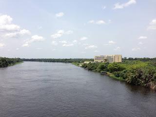 Alima River, Fleuve Alima