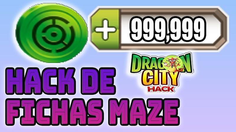 MAZES COINS 4K + COMIDA 5M + DRAGON LEGENDARIO DRAGON CITY