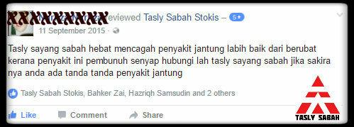 Herba Tasly Sabah