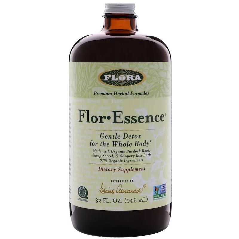 Flora, Флор, 32 жидких унций (946 мл)