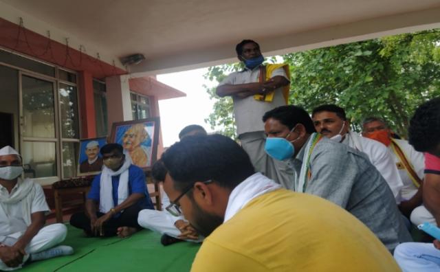Mahatma Gandhi jayanti,satta khabar