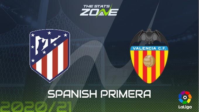 مشاهدة مباراة أتلتيكو مدريد و فالنسيا بث مباشر