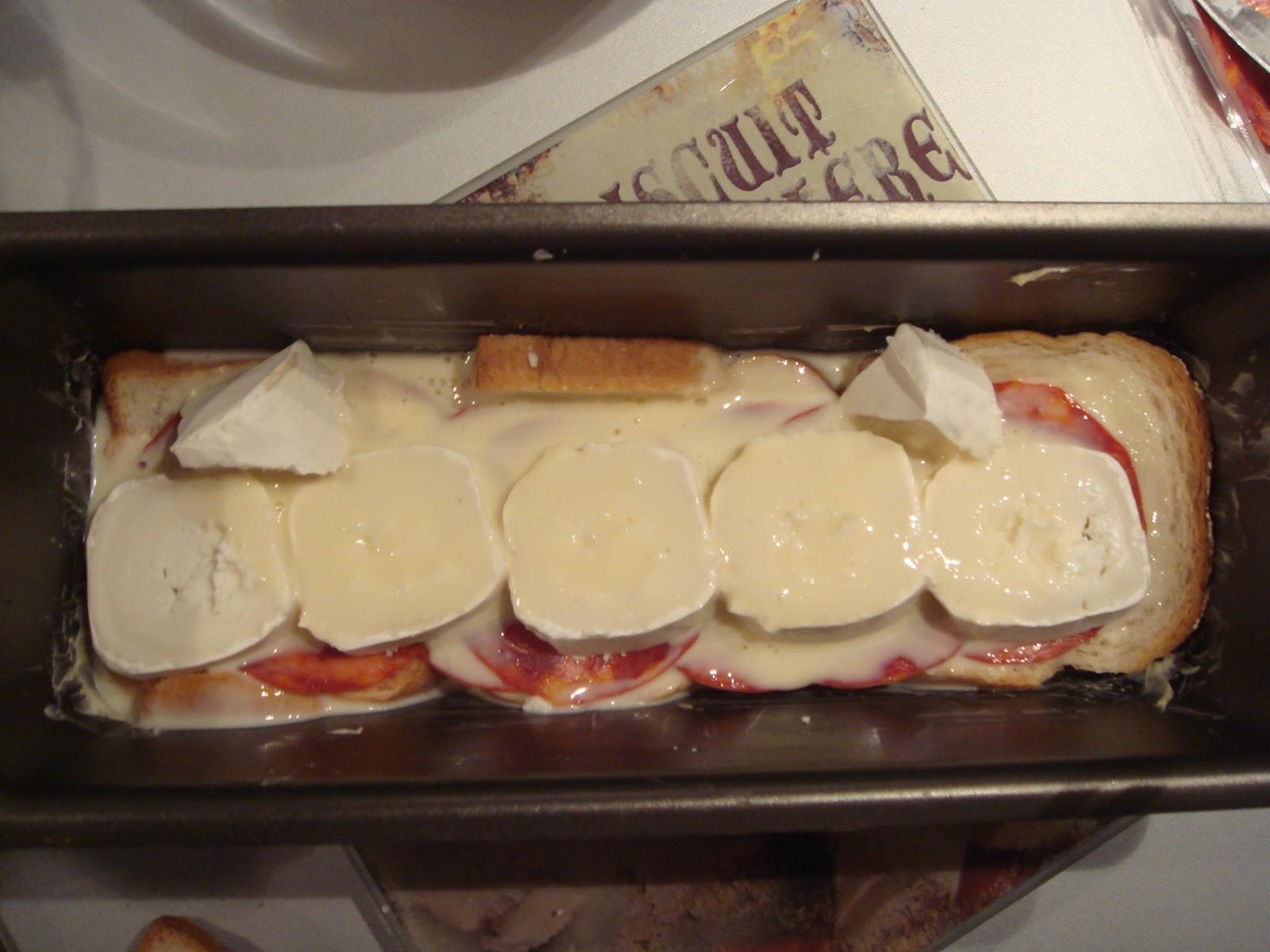 Cake Au Chorizo Et Ch Ef Bf Bdvre