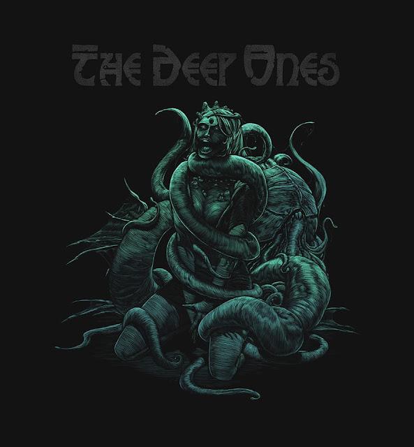 Chad Ferrin adapta a H.P. Lovecraft con 'The Deep Ones'