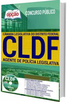 Apostila concurso CLDF 2017 Agente de Polícia Legislativa