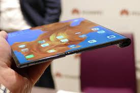 Huawei Mate X : Battery
