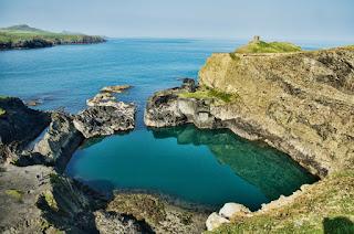 Abereiddi, Abereiddy, Pembrokeshire, Coast