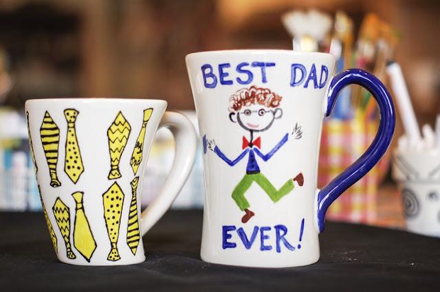 Fathers day mug 2017