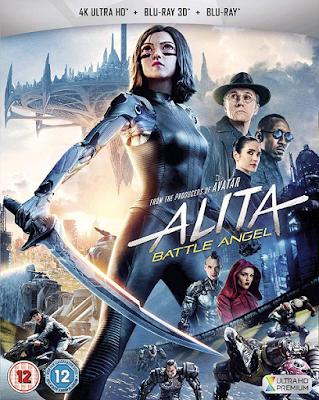 Alita Battle Angel [2019] [3D] [BD25] [Latino]