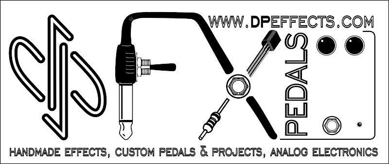 dpFX Pedals Banner
