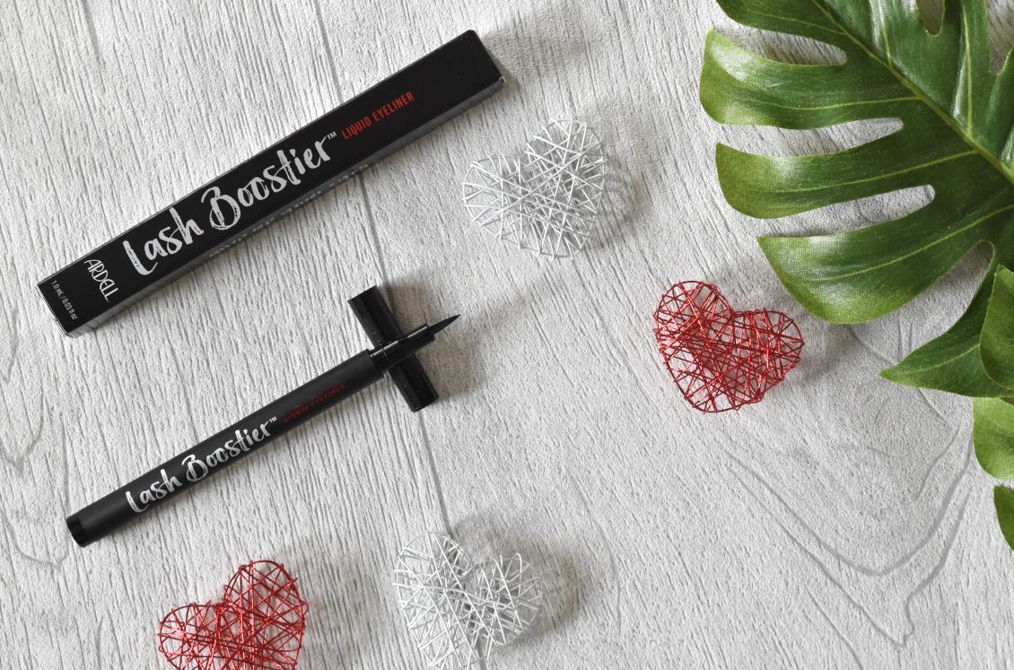 ARDELL Wispies-Look - Lash Boostier Liquid Eyeliner