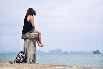 Long-distance relationship struggles