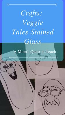 Veggie Tales characters