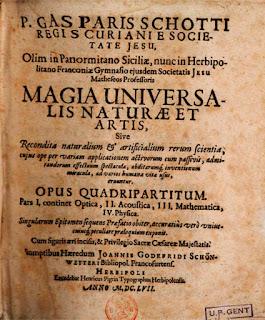 Magia Universalis Natura et Artis