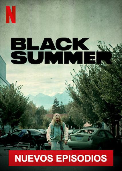 Black Summer (2021) Segunda Temporada NF WEB-DL 1080p Latino
